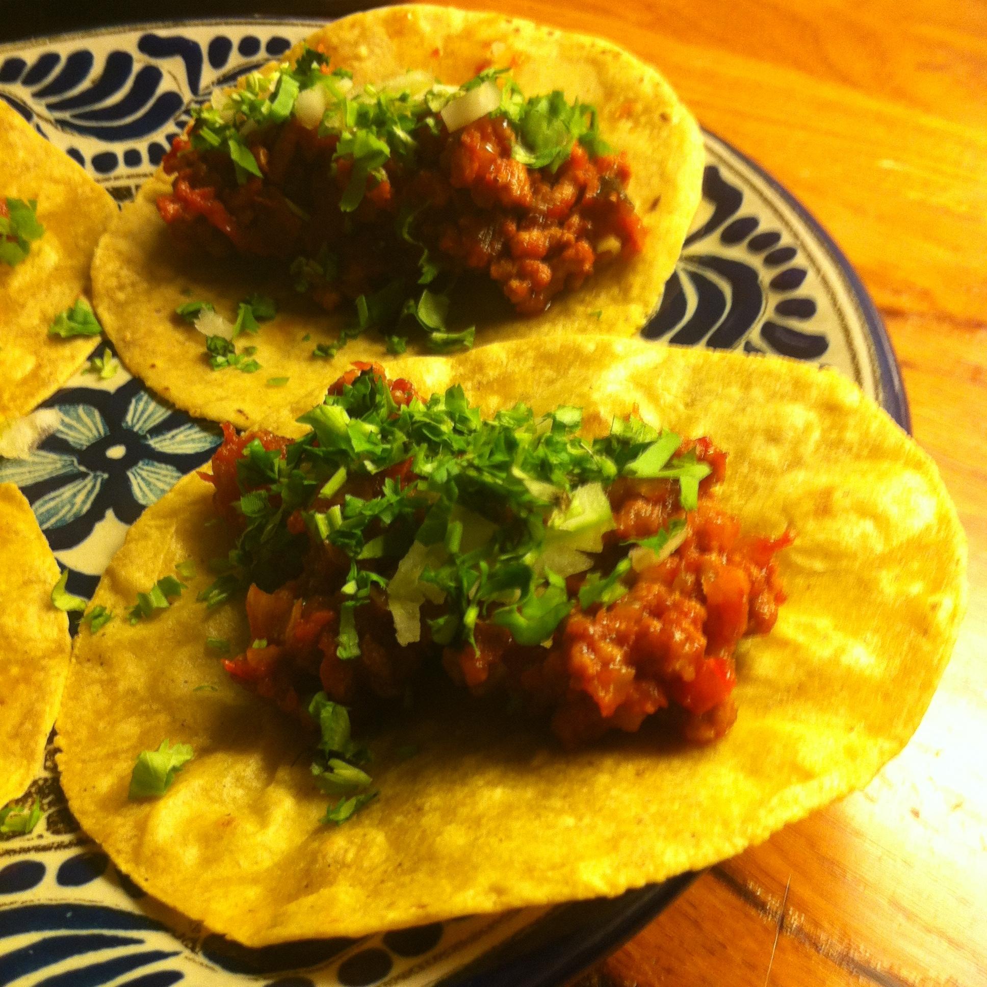 Hibiscus Dinners sociale middager: hjemmelaget tacos