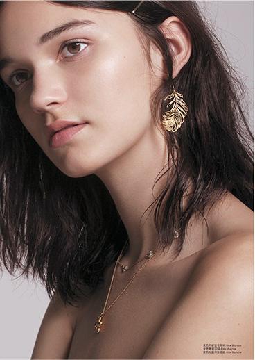 Photographer Edwin S Freyer : Make Up Christabel Draffin