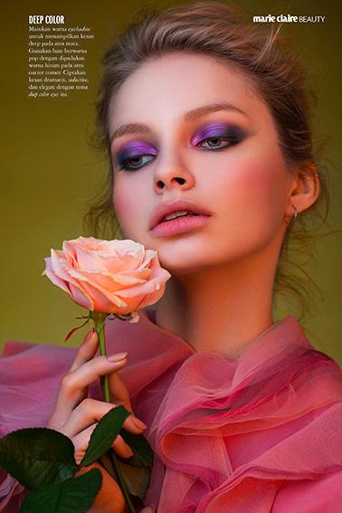 Photographer Rossella Vanon : Make Up Christabel Draffin