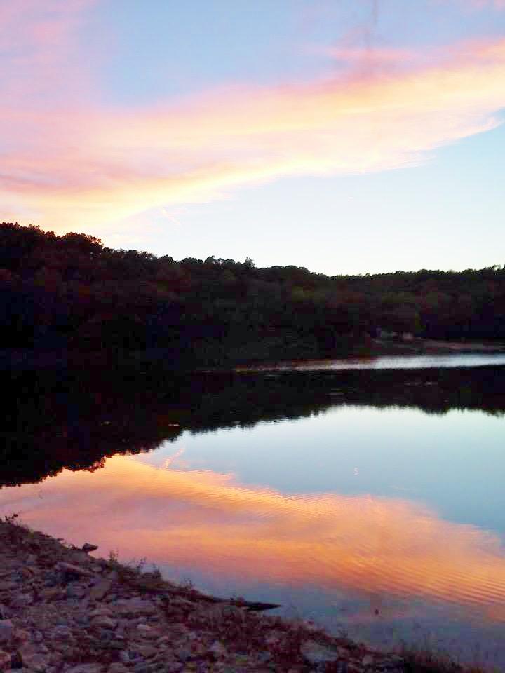 Wilderness Lake at Sunset.jpg
