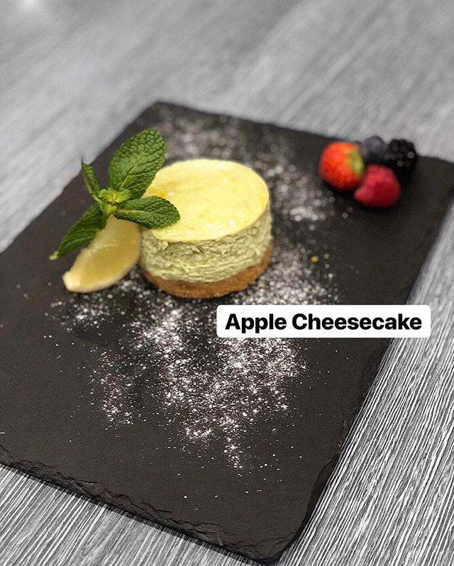 Guess what..! 😱 Our new selection of homemade cheesecakes are available 😍  The Questions is.. Would you eat your dessert first or last..? 🤔
