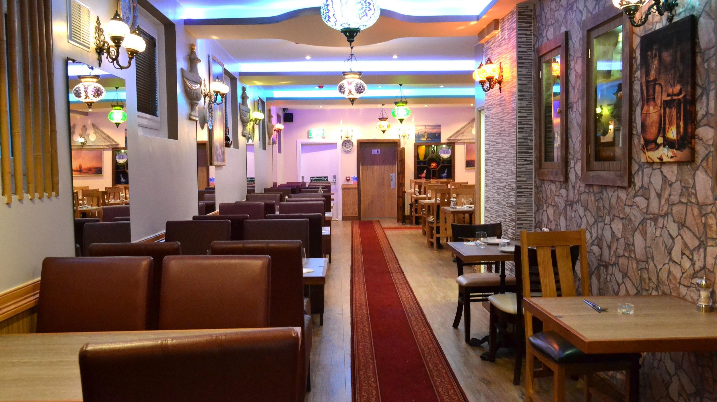 Visit Ada Restaurant