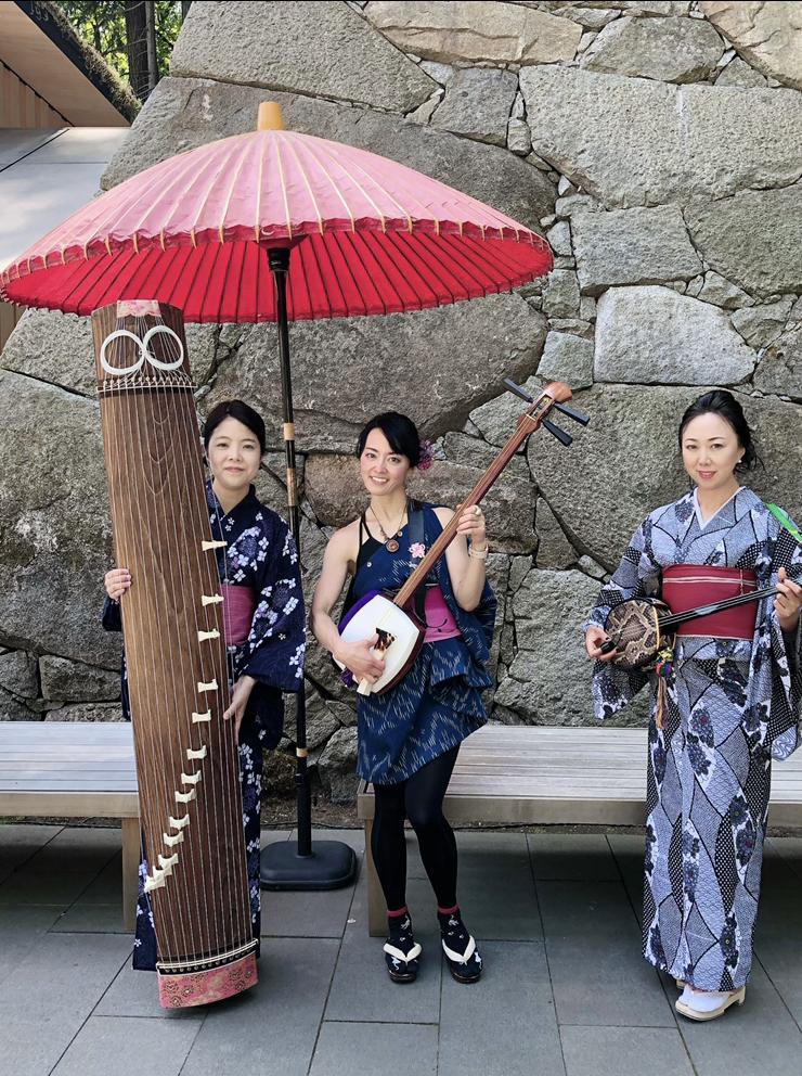KOTORITO At Portland Japanese Garden