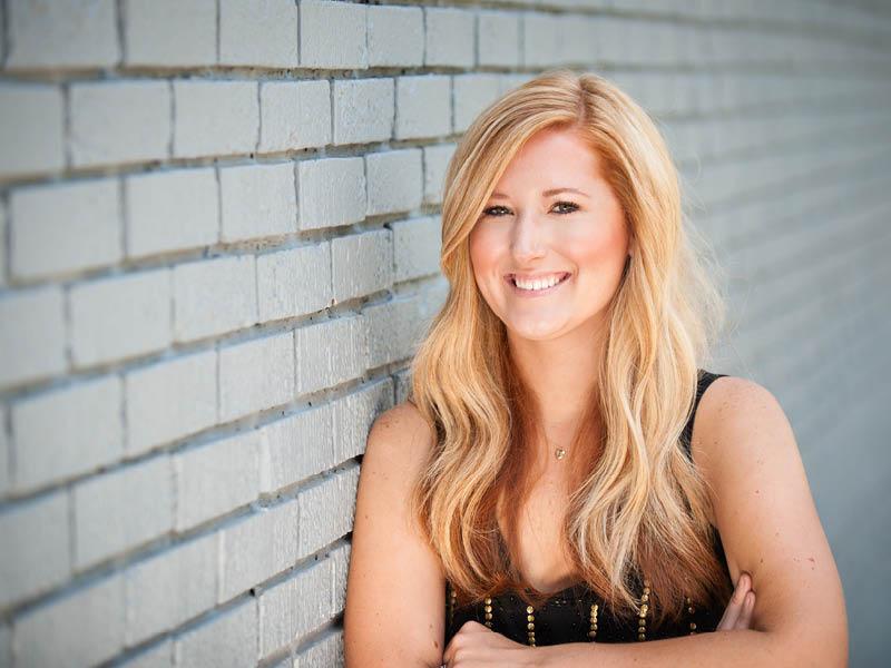 Aubrey Thompson, Hair Stylist at Eve A Salon & Spa in Lincoln, Ne