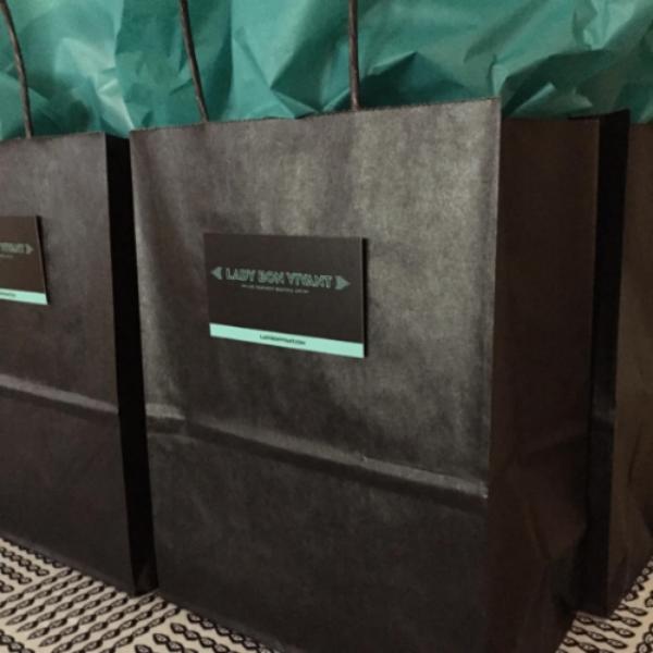 Gift bag goodies
