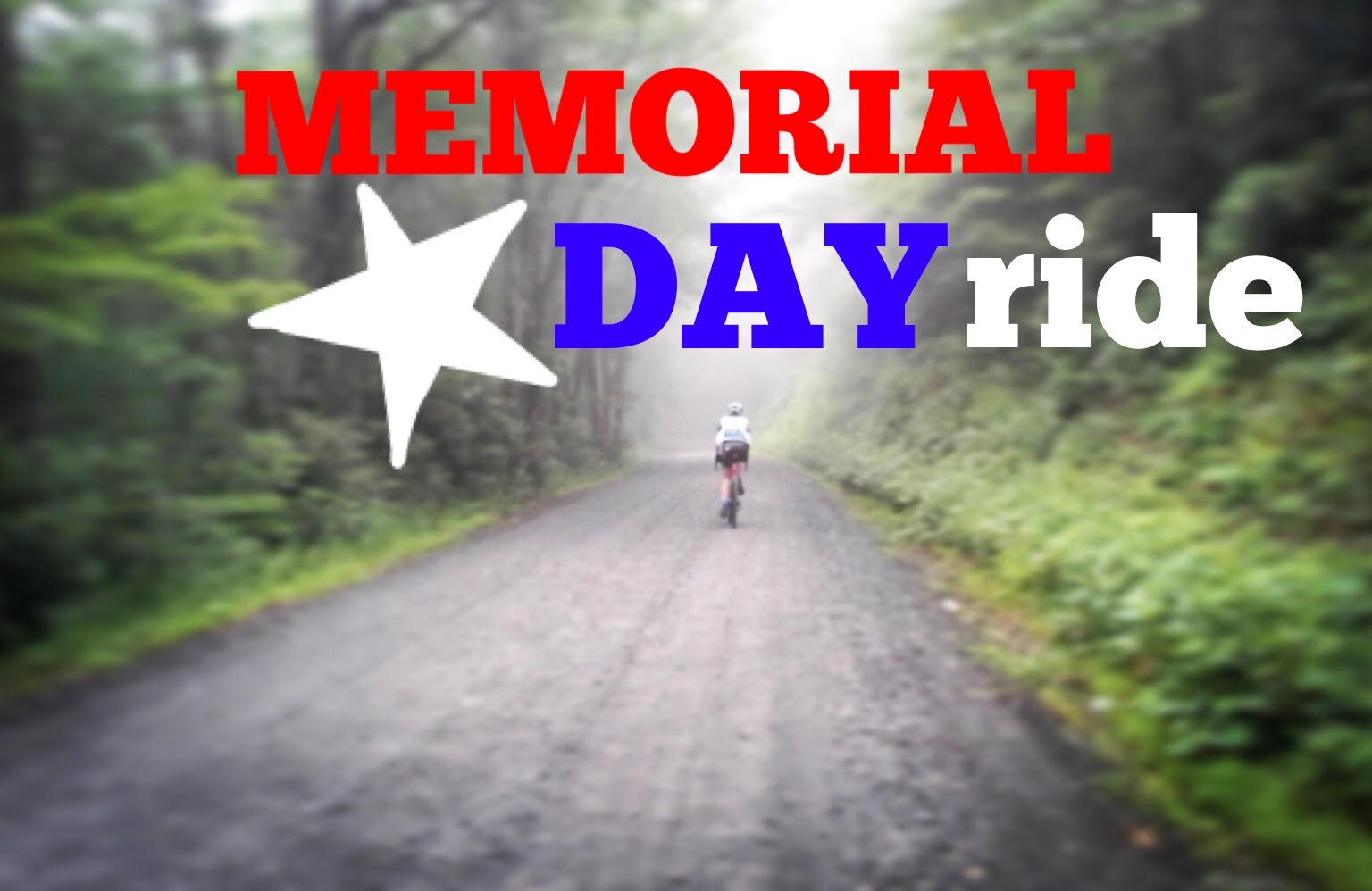 Celebrate Memorial Day & ride with us!!  We will roll at 10am from the parking lot of Globe Baptist Church (at the intersection of Globe Rd. & Anthony Creek Rd).  Ride will be approximately 30 miles with a stop at Coffey's General Store and/or Betsey's Ole Country Store.  All paces are welcome as we will have multiple regroups after climbs and descents. Gravel, Cyclocross, or Mountain Bikes are highly recommended.