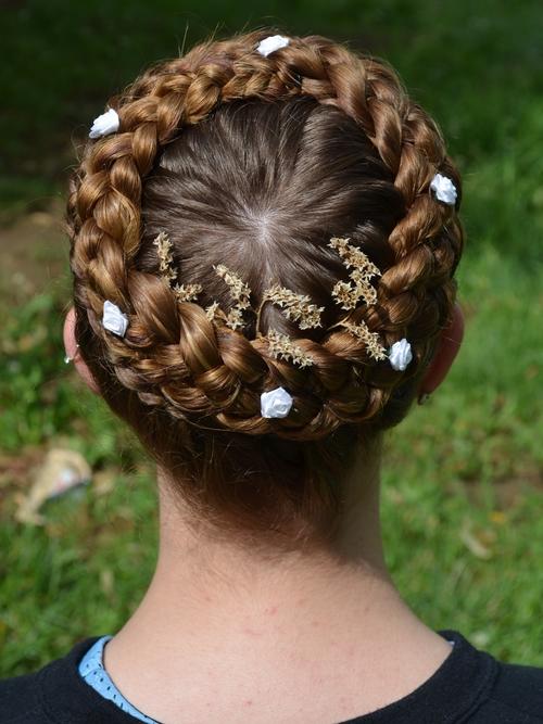 Rapunzel S Hair Braiding