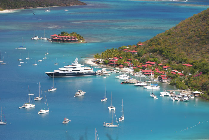 // The Bitter End →<p>Join the Yachting scene at this boating mecca on Virgin Gorda.</p>