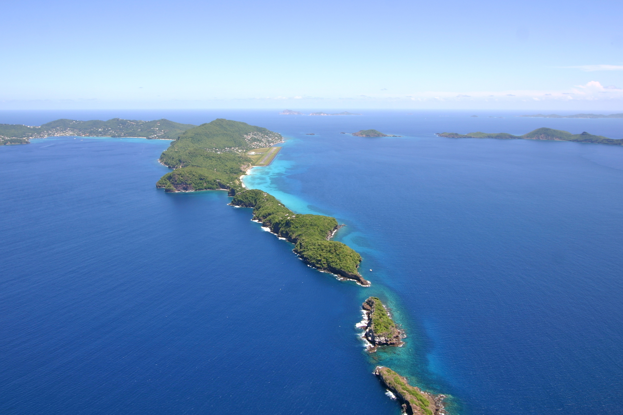 // Bequia - Admiralty Bay →<p>Stunning beauty accented by a prominent seafaring history, Bequia is unlike anywhere you've been.</p>