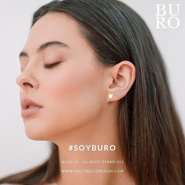 BURÓ | Ya empezó la cuenta regresiva! Por primera ves se estarán haciendo piercings en Buró! Los esperamos este Miércoles Julio 10 al 14. Escríbannos por DM para reservar su cupo! #buro #soyburo #feriaburo