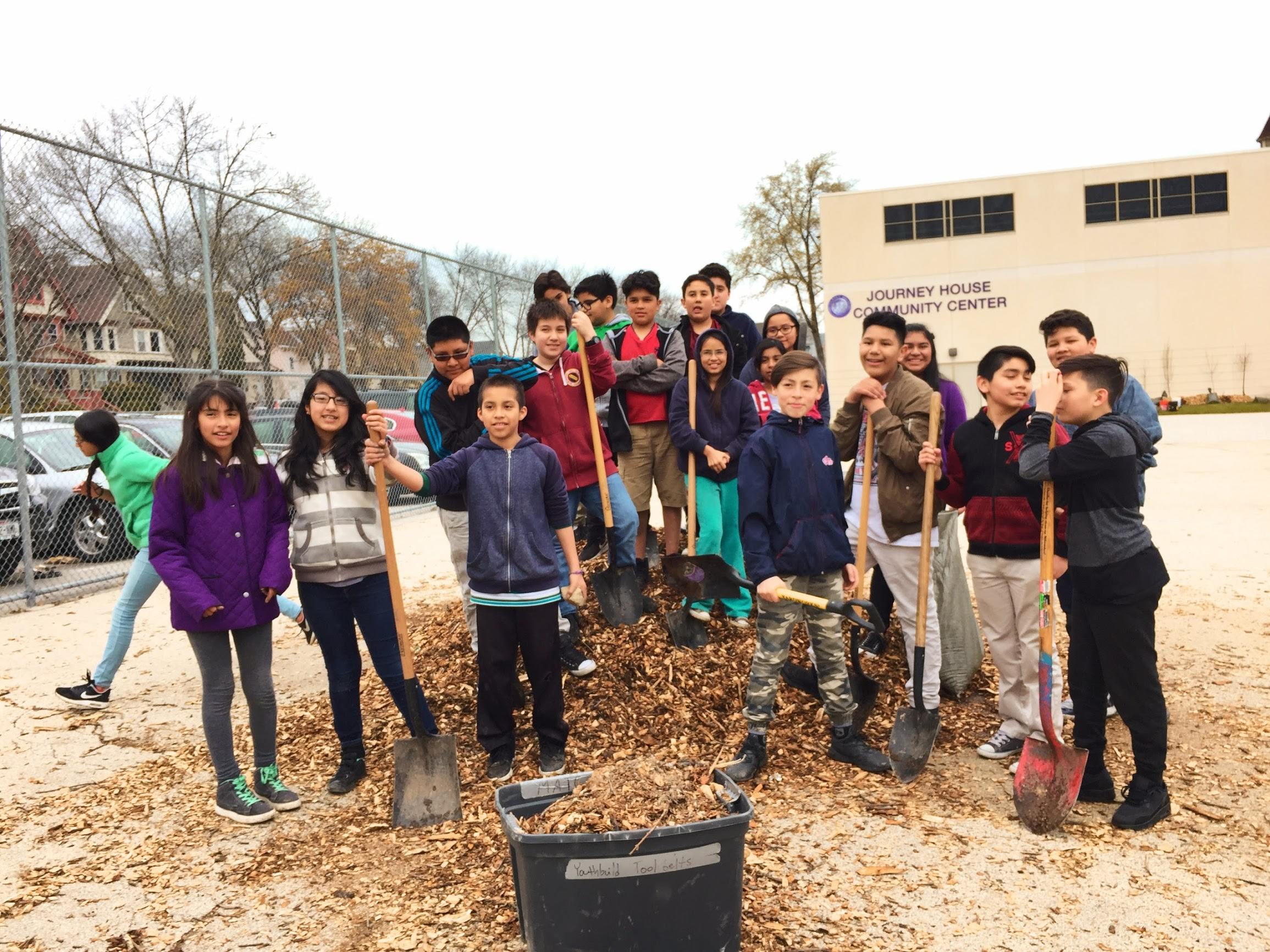 Longfellow kids planting a tree.JPG