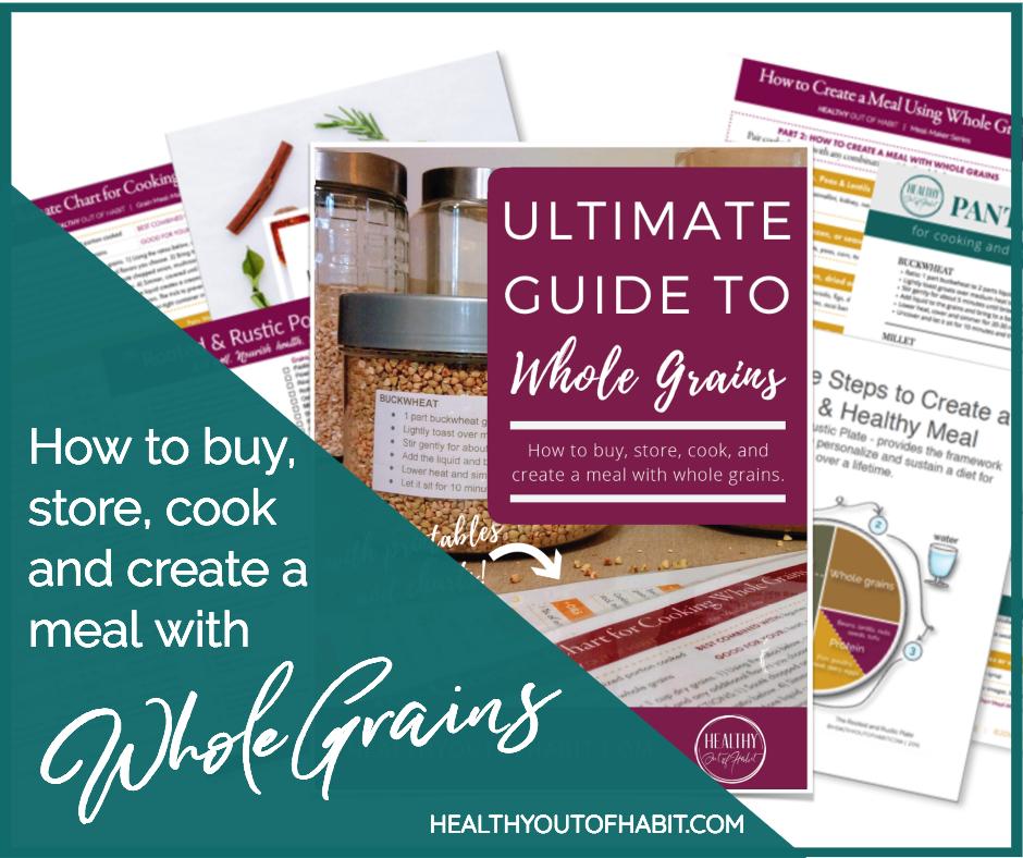 Ultimate Guide Grains