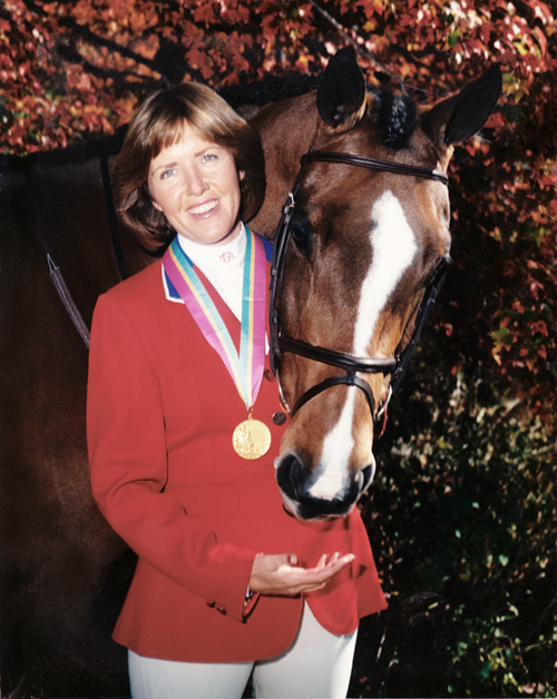 Melanie Smith Taylor - Renowned Equestrian, Olympic Gold Medalist, and AuthorPC: Melanie Smith Taylor