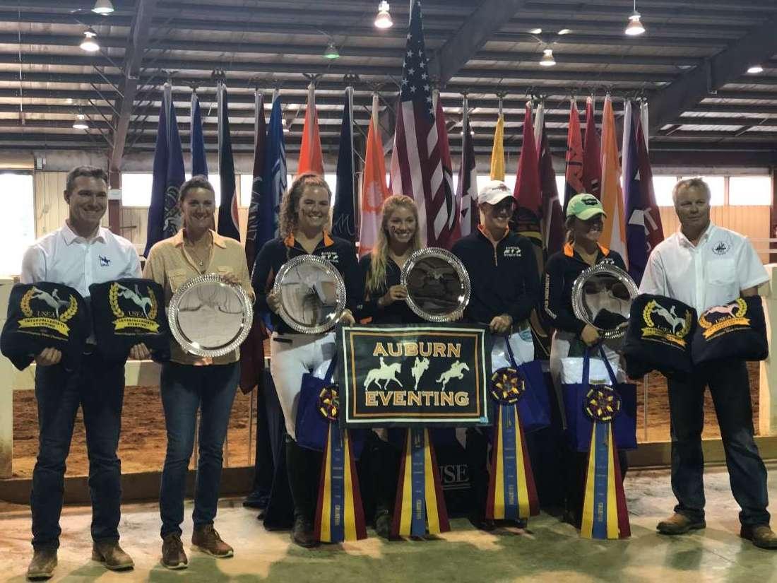 The Auburn Eventing Team - Auburn UniversityPC: Auburn Eventing