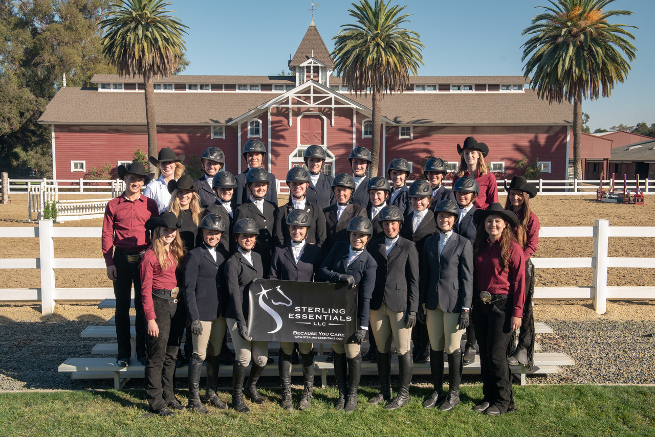 The Stanford Equestrian Team - Stanford UniversityPC: Stanford Equestrian Team