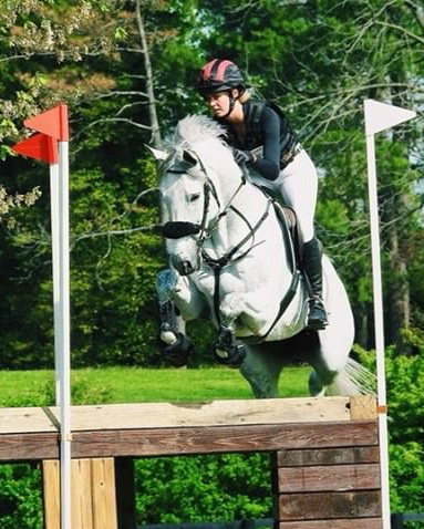 Caroline Martin - Top Under 25 Eventing Rider in North America, Top Women Event Rider in the United States in 2018, International and FEI Eventing RiderPC: Geek Equestrian