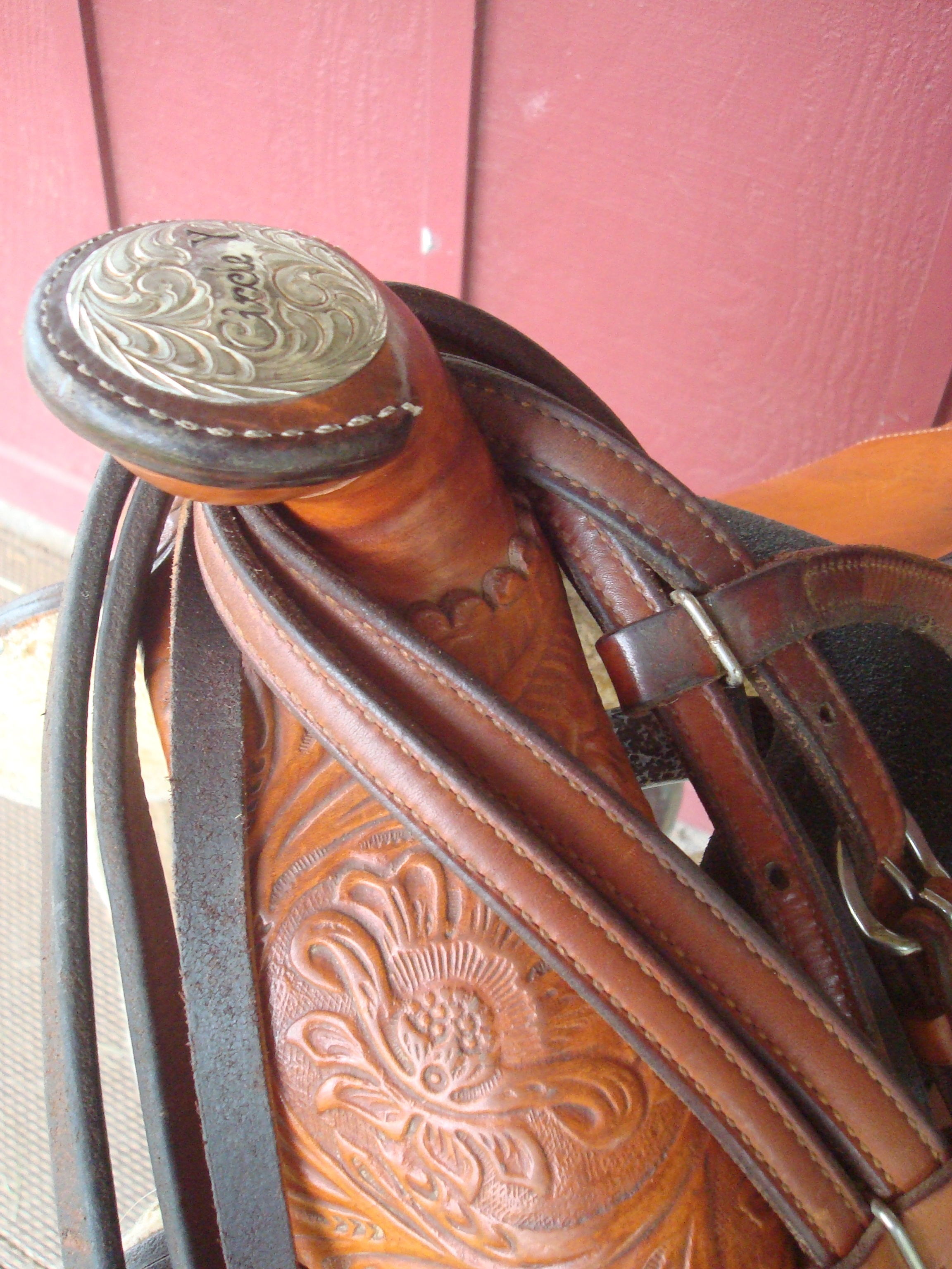 Sterling Essentials Leather Care Circle Y Saddle