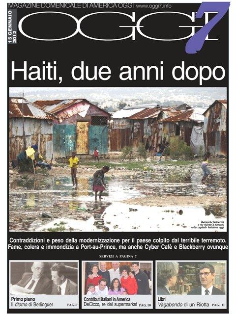 Oggi 7 - January 2012