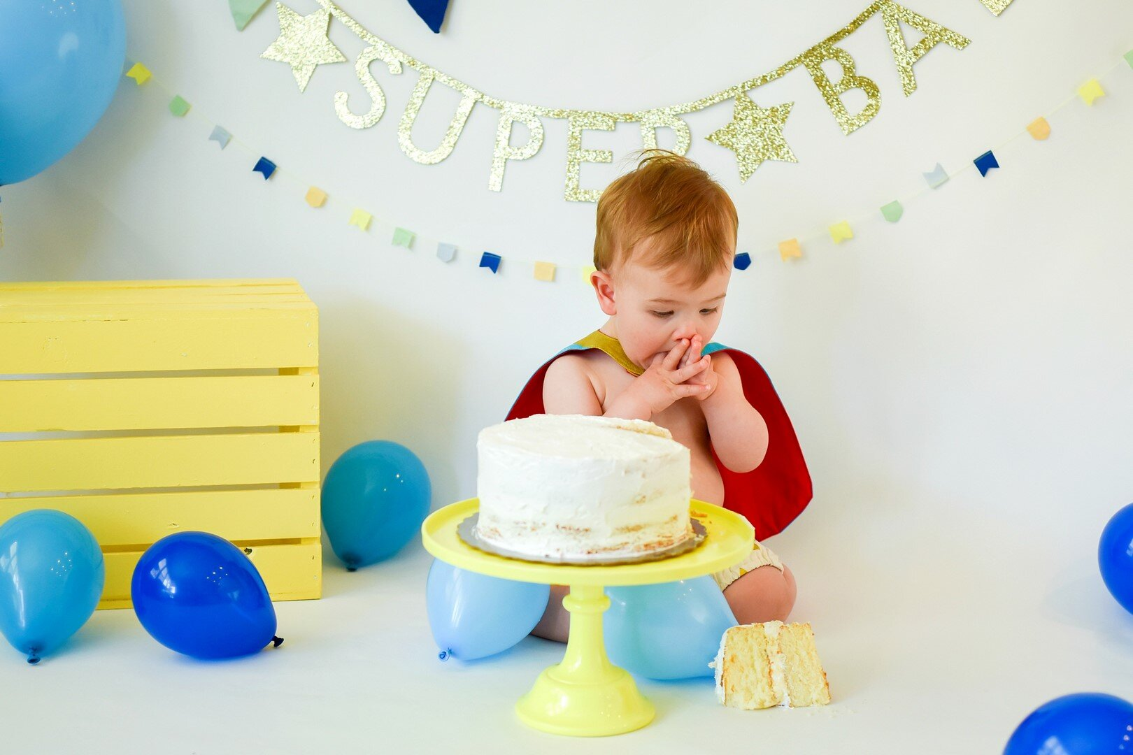 Smash Cake Ideas