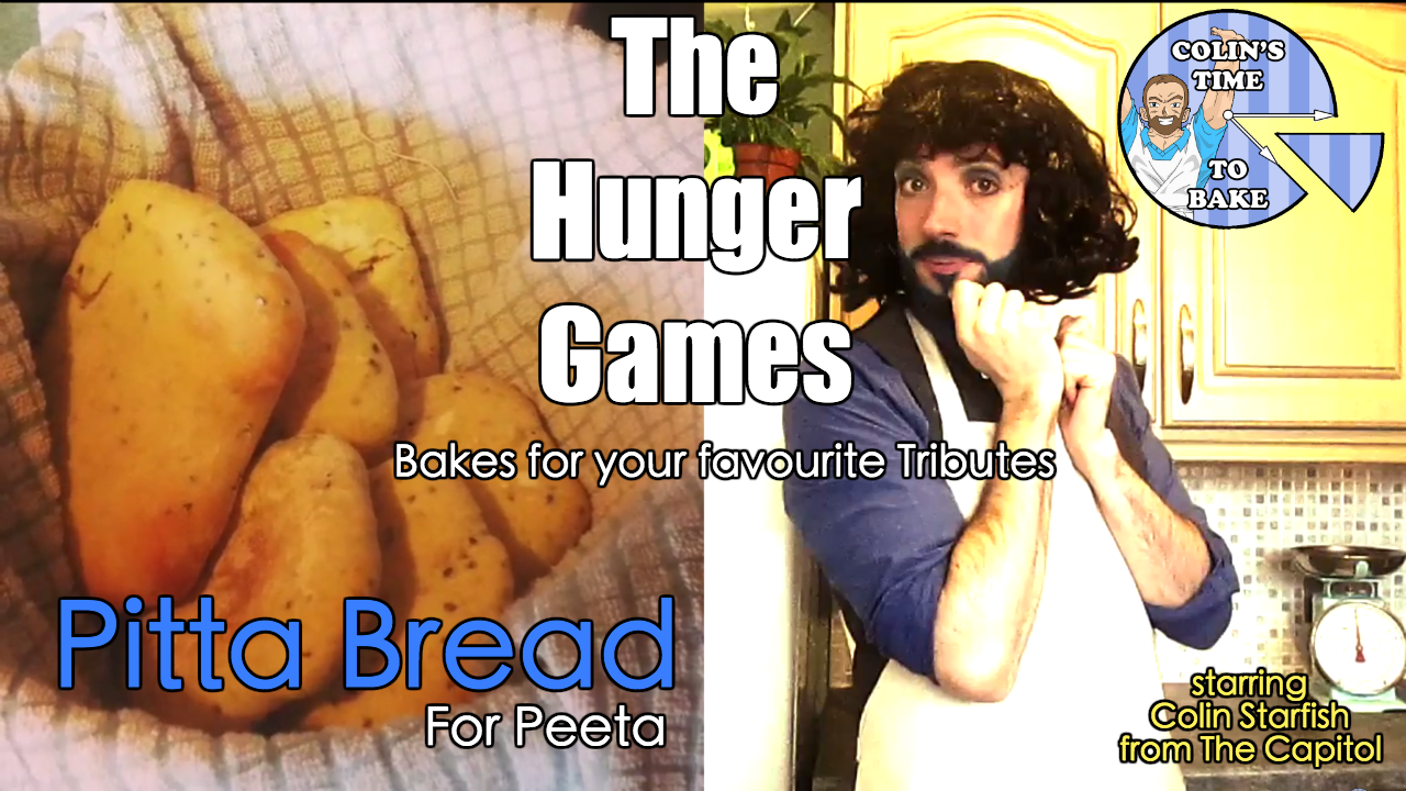 Hunger Games- Pitta Bread