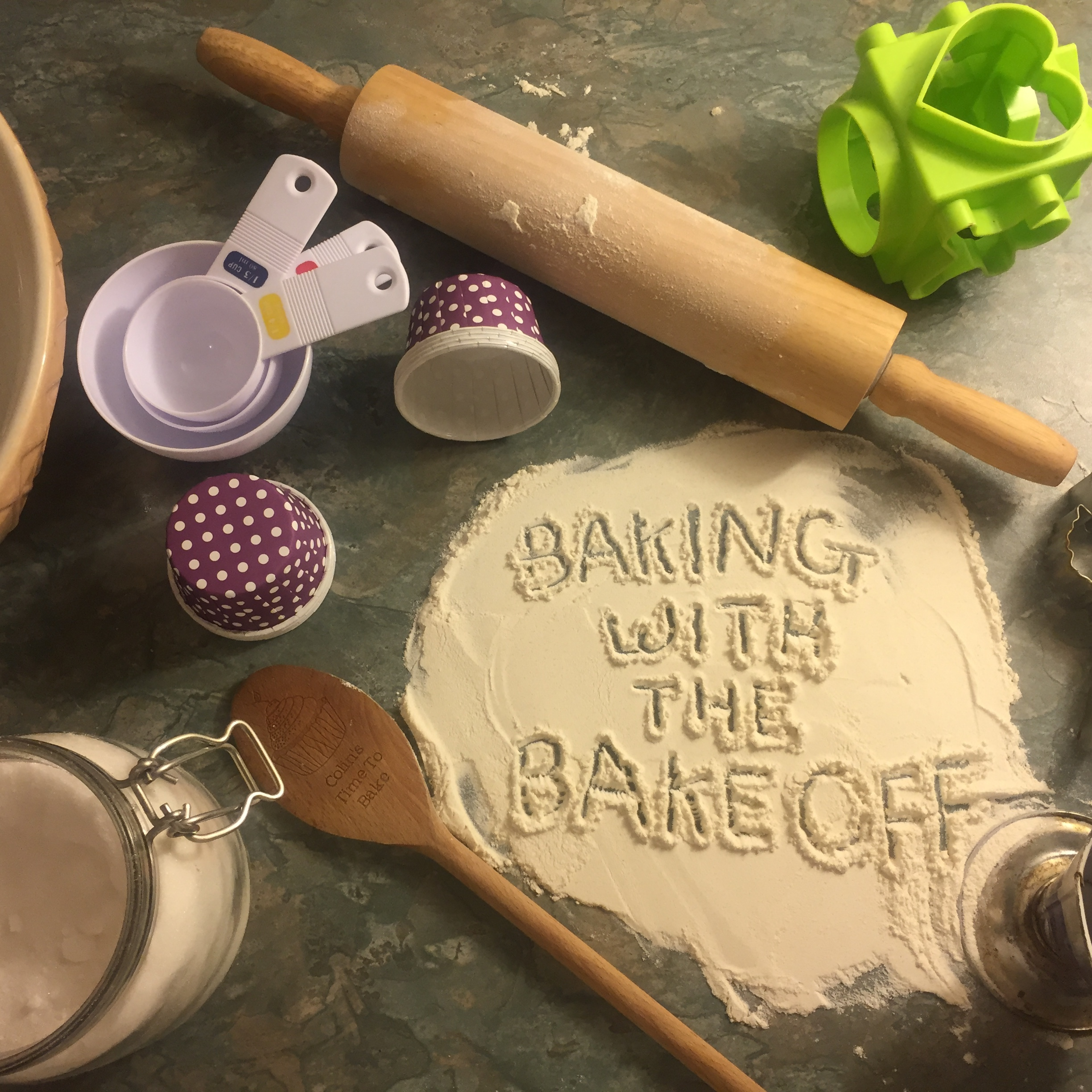 Baking with the Bake Off - 2014-2016