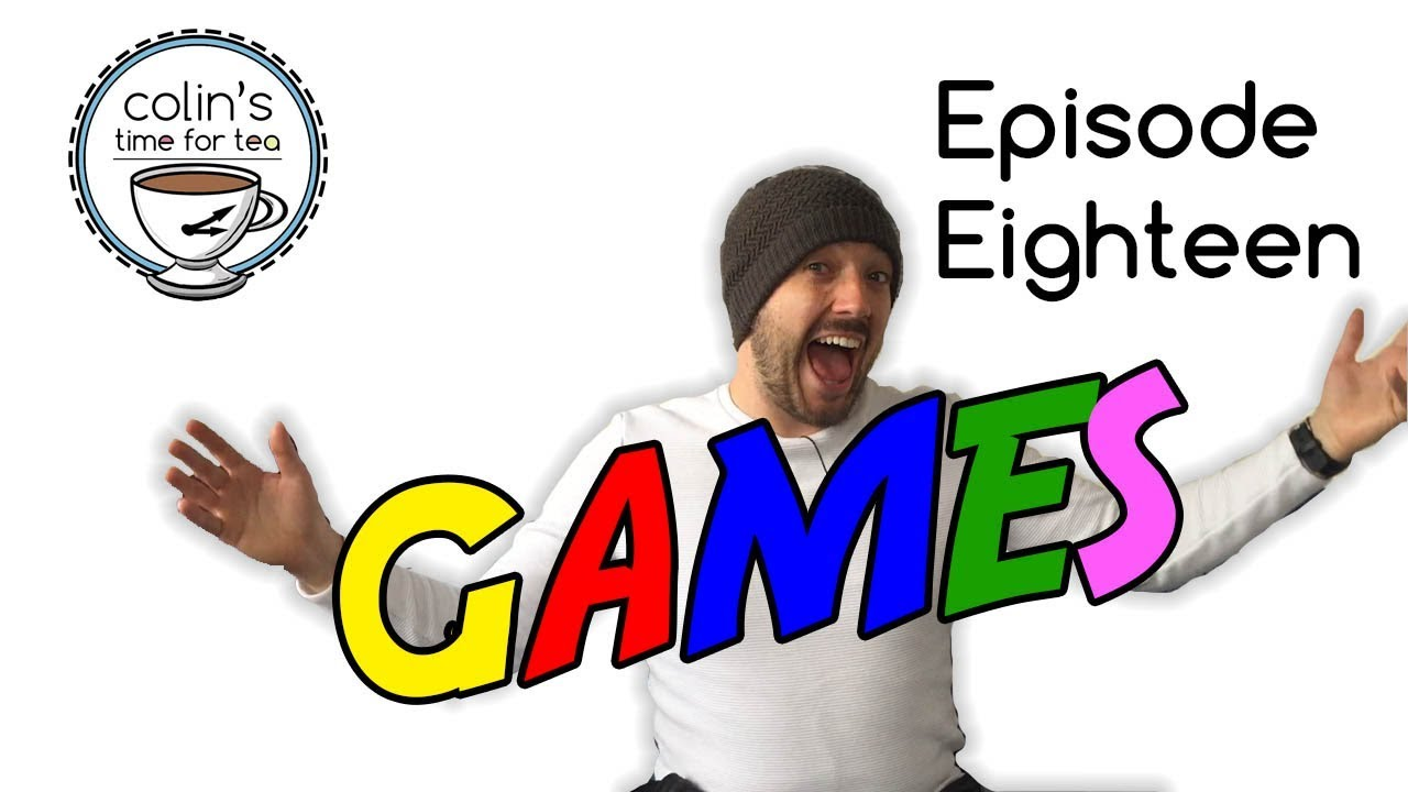 I like to play games - This week, it's all about the games I like to play on my phone, Ps4 and other games I play.
