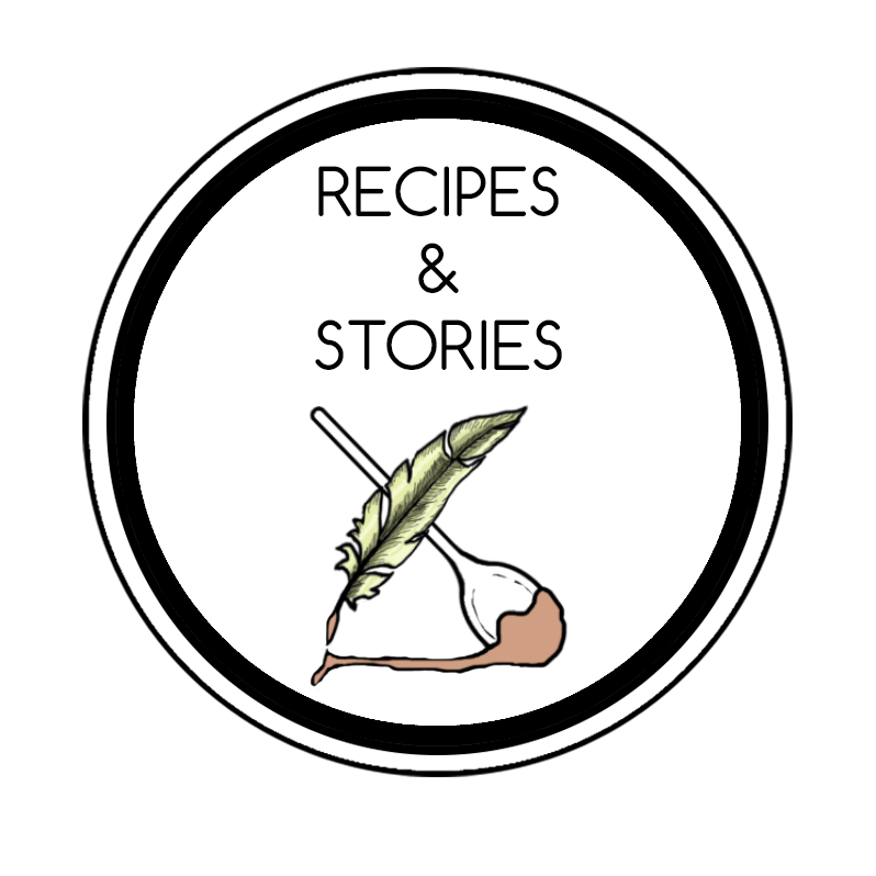 Write - Recipes and stories from my life