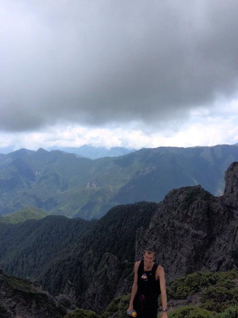 So many mountain ridges