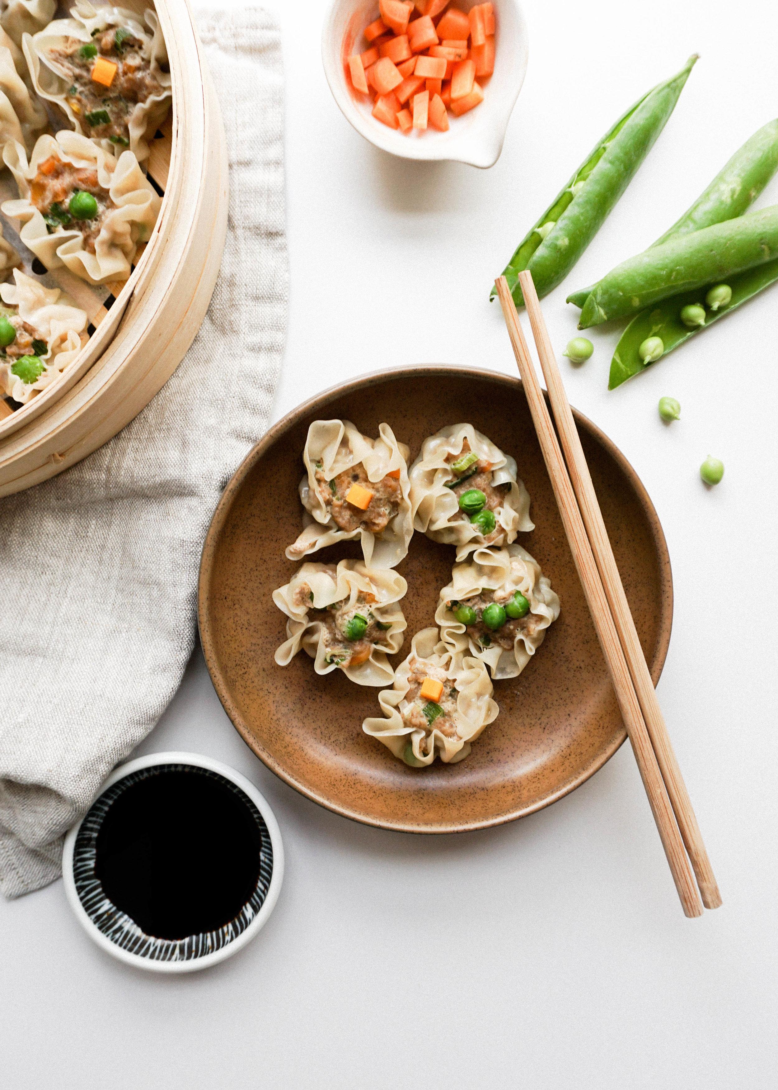 Spring Chicken Siu Mai