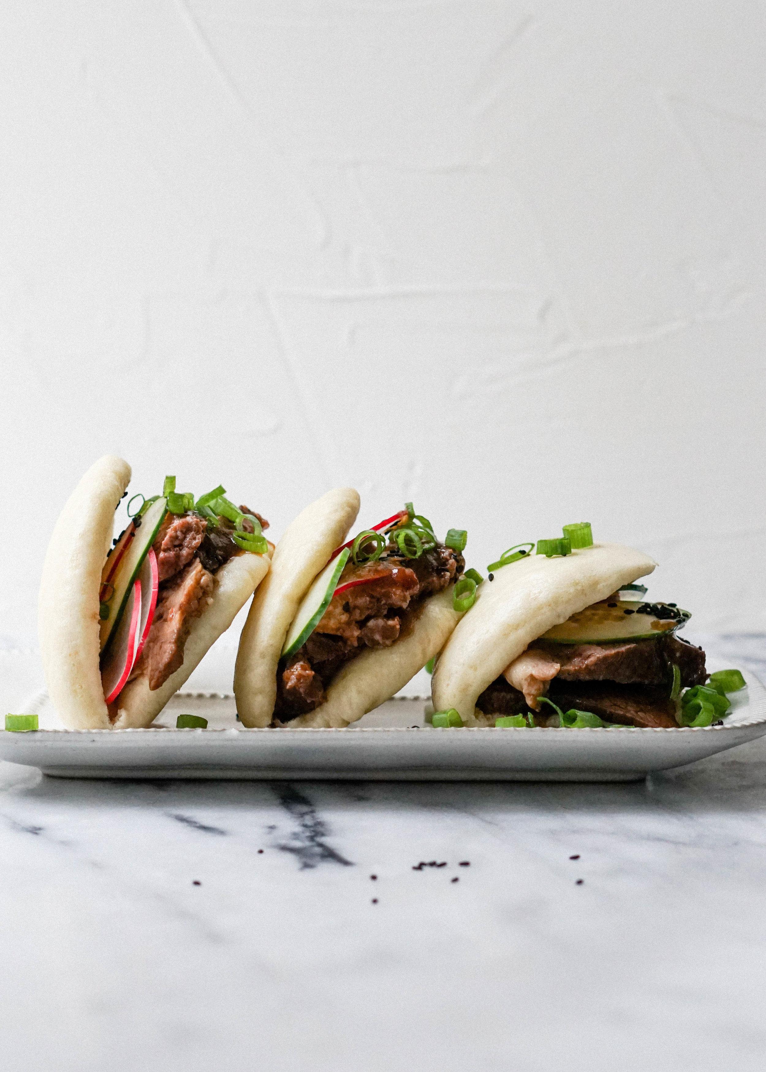 Chinese Beef Roast Bao