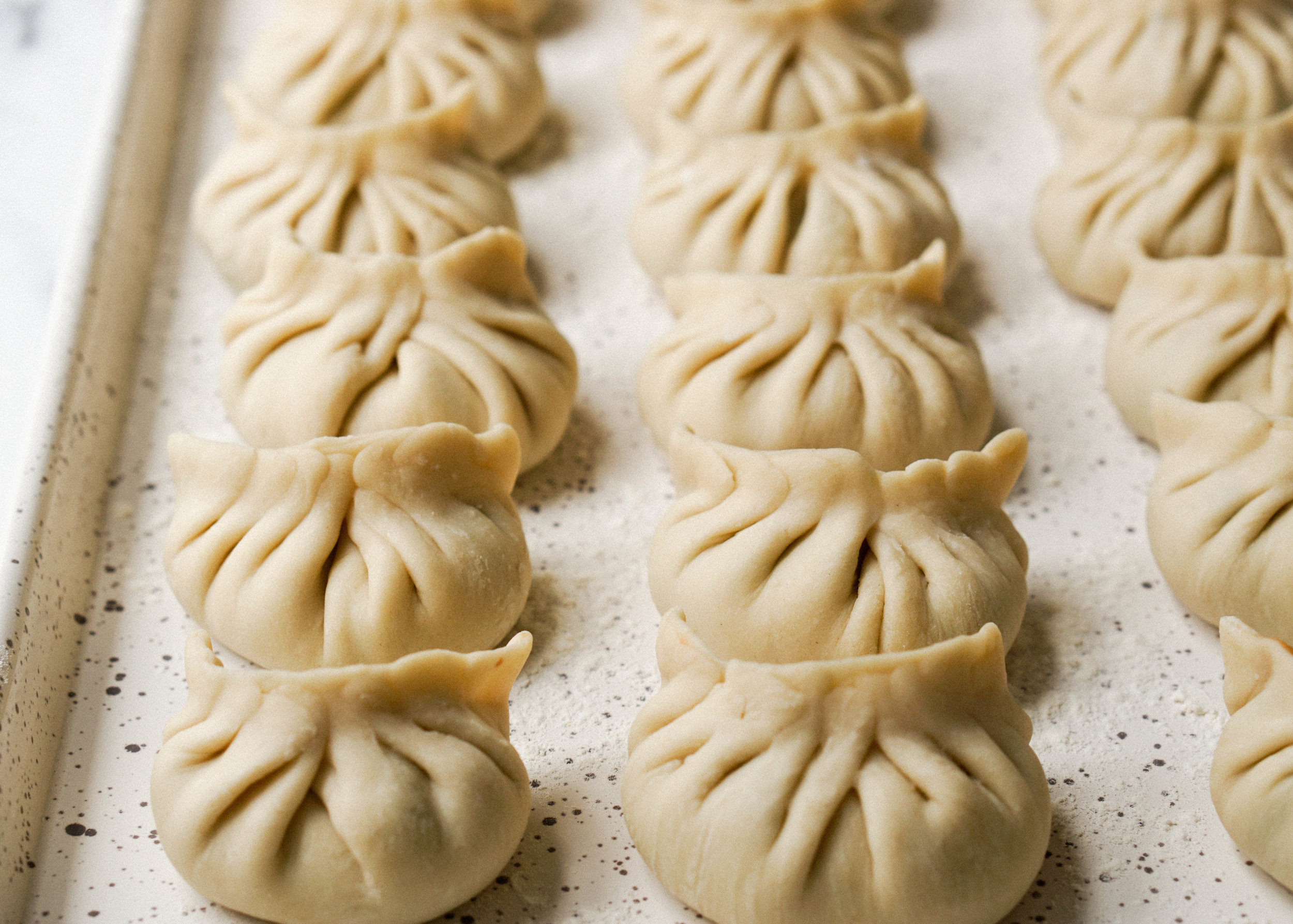 Dumpling Workshop Class - Eat Cho Food