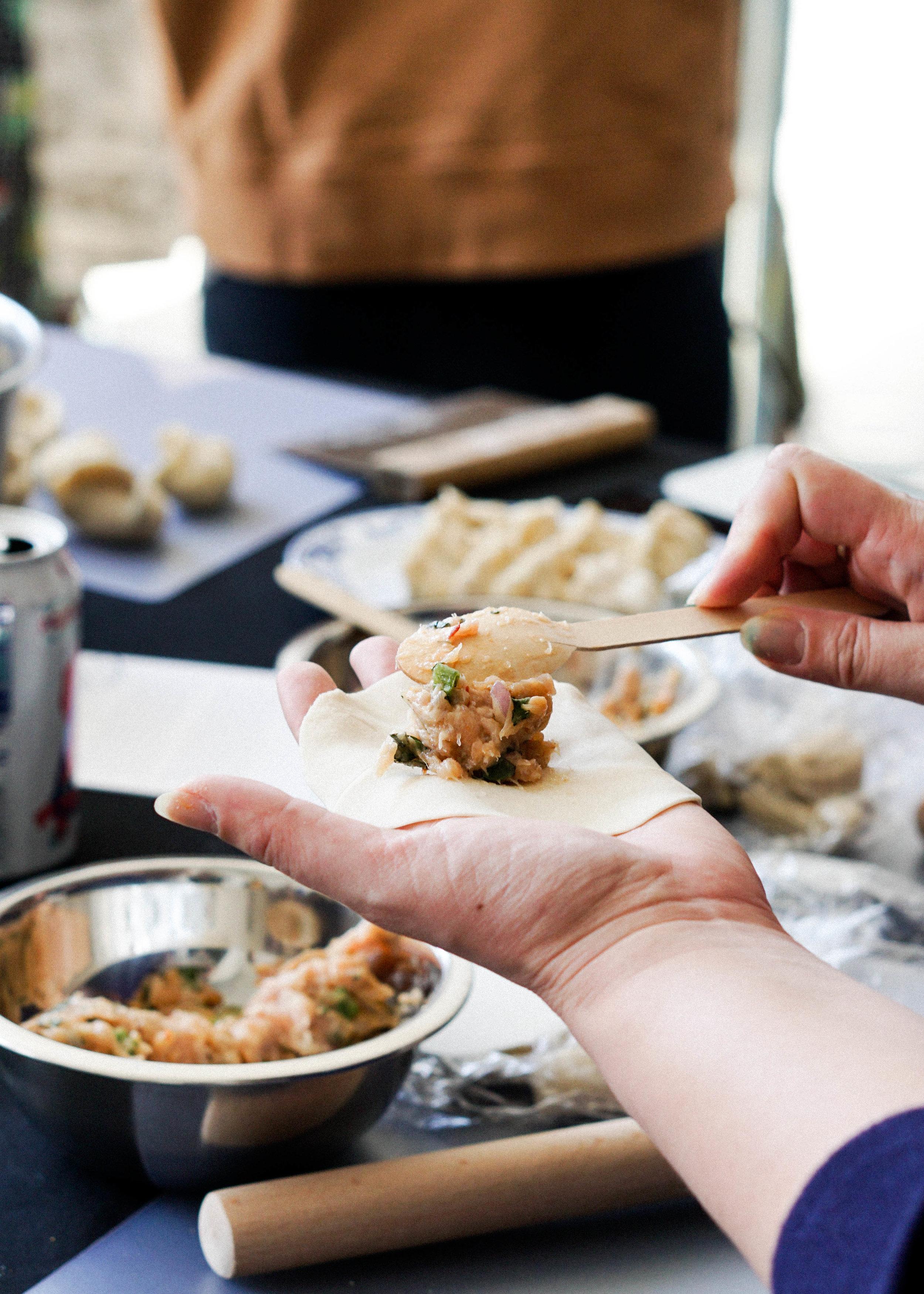 San Francisco Dumpling Workshop - Eat Cho Food