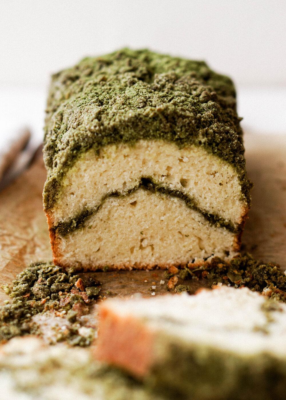 Bánh cà phê quế Matcha - Công thức - Ăn Cho Thực phẩm