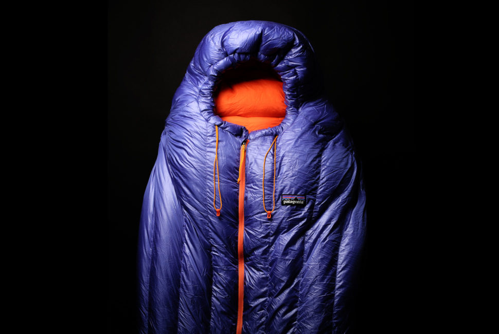 Patagonia Launches Its First Full Sleeping Bag - Forty-five years in the making.