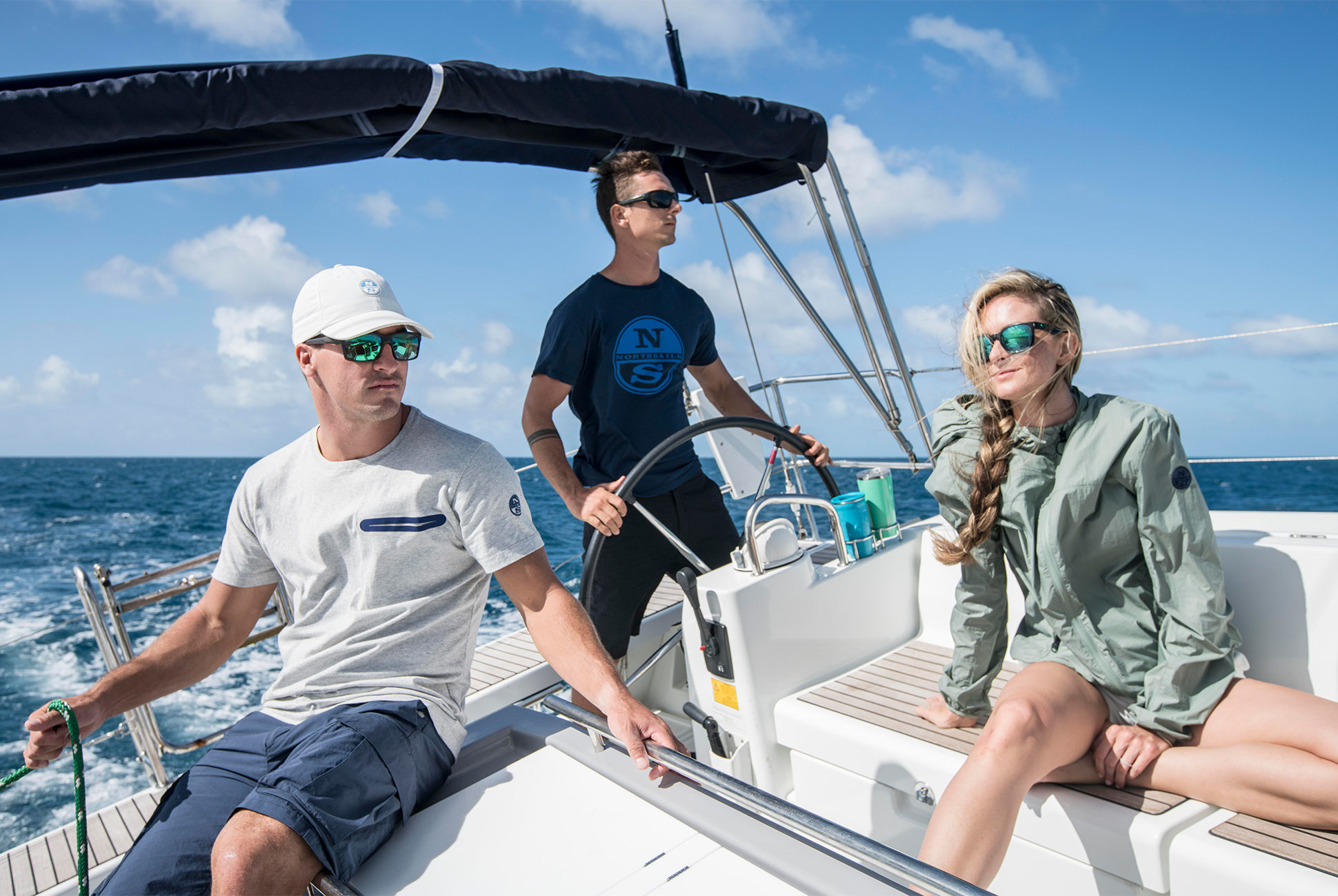 After Dominating the Ocean, a Leading Sailing Brand Enters the World of Sportswear - Take relentless dedication to innovation, add 60 years of experience, and you have a recipe for success.