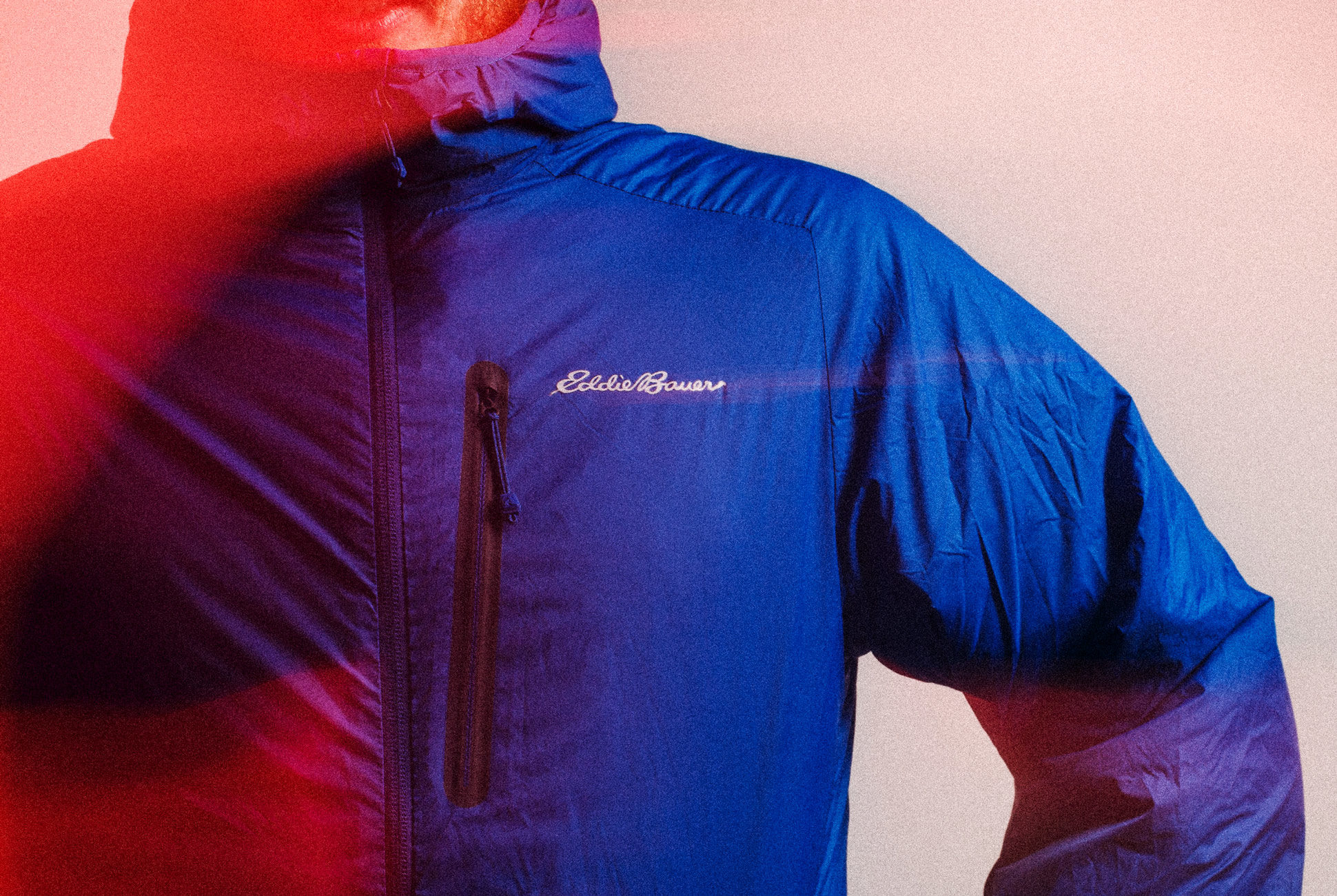 Eddie Bauer's New Jacket Pushes Down Insulation Technology Into the Stratosphere - For two months on Everest, Adrian Ballinger had been testing a new, cutting-edge mid-layer jacket called the Evertherm.