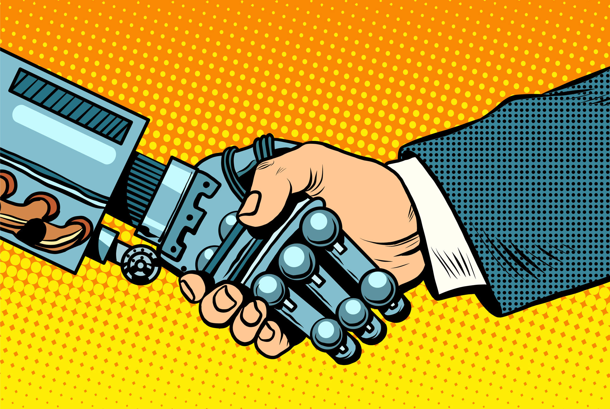 Will a Robot Take Your Job? - In a future where AI and robots can do everything we do — maybe even better — what are humans good for?
