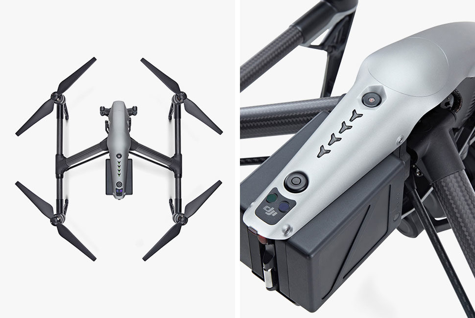 DJI's Newest Drones Are Made For Pros - The beloved DJI Phantom 4 and Inspire 1 just got some major upgrades.