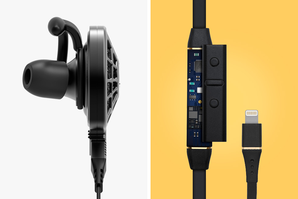 Audeze's New Headphones Are Unlike Any In-Ears You've Heard - The world's first planar magnetic in-ear hi-fi headphones.