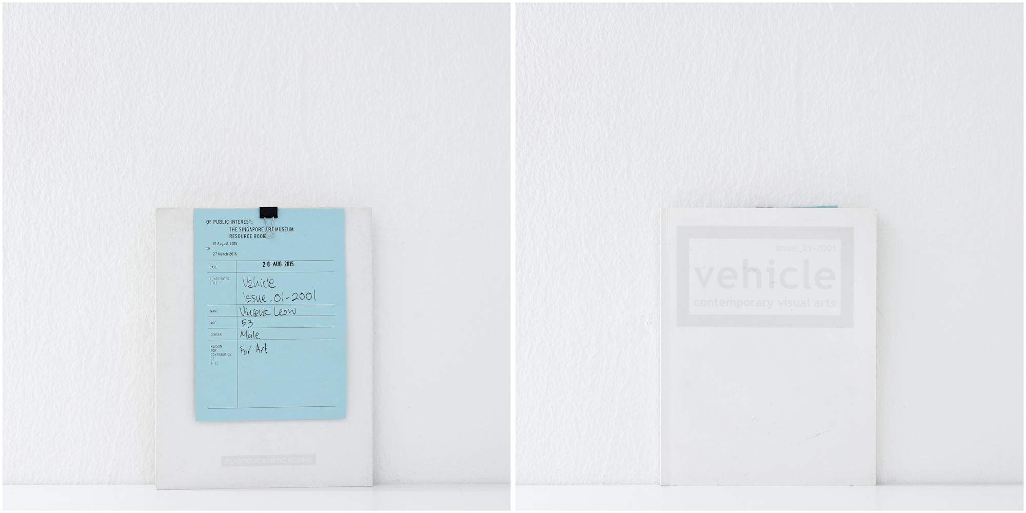 'Vehicle Issue_01-2001', 20/8/15, Vincent Leow, 53, Male
