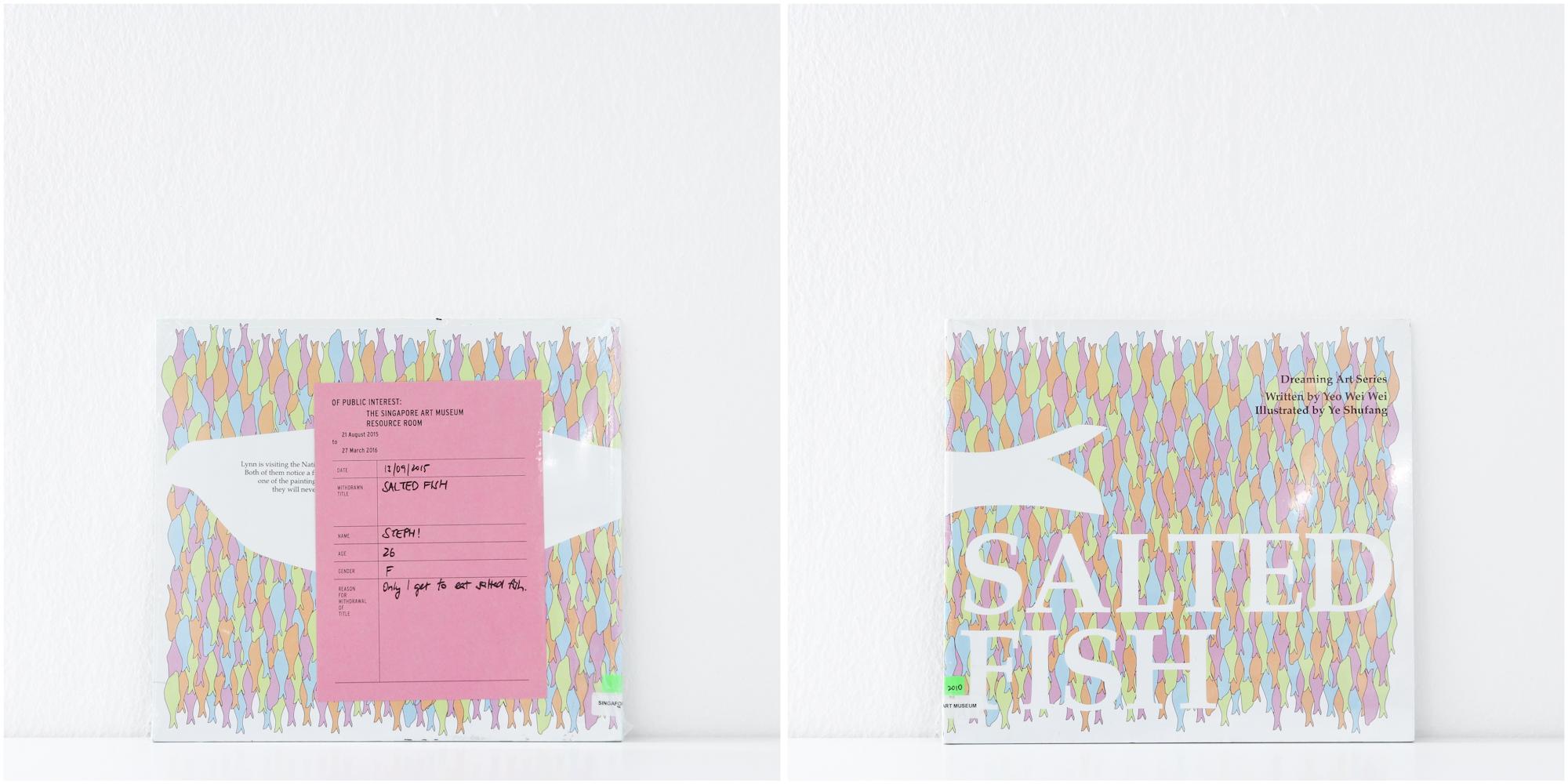 'Salted Fish', 13/9/15, Steph!, 26, Female