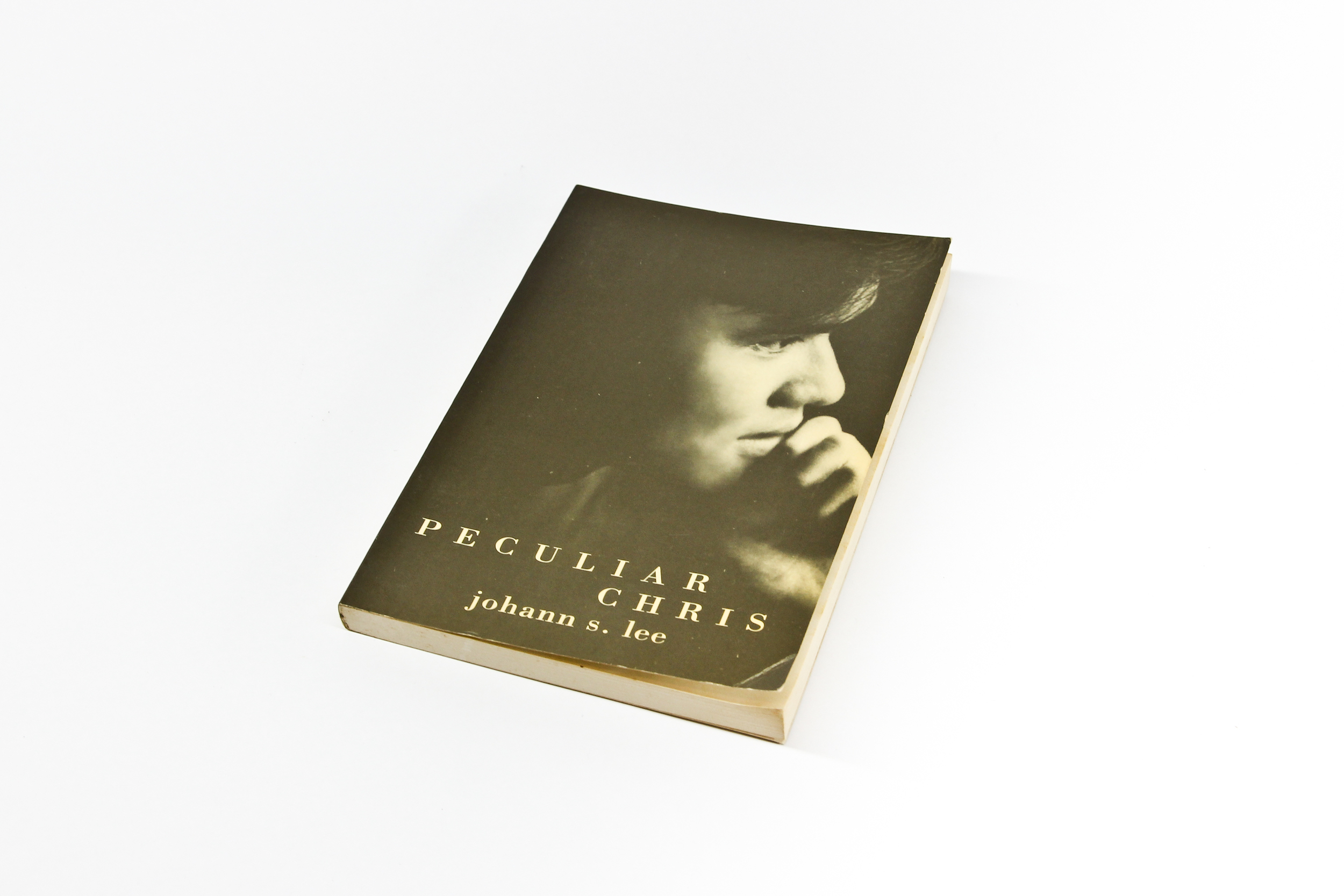'Peculiar Chris' novel
