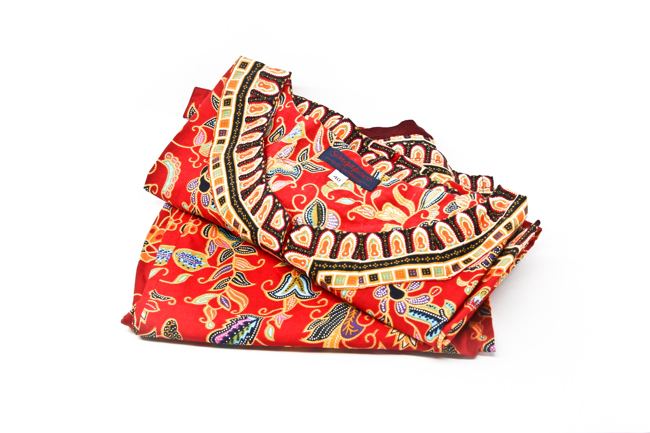 'Sarong Kebaya' costume