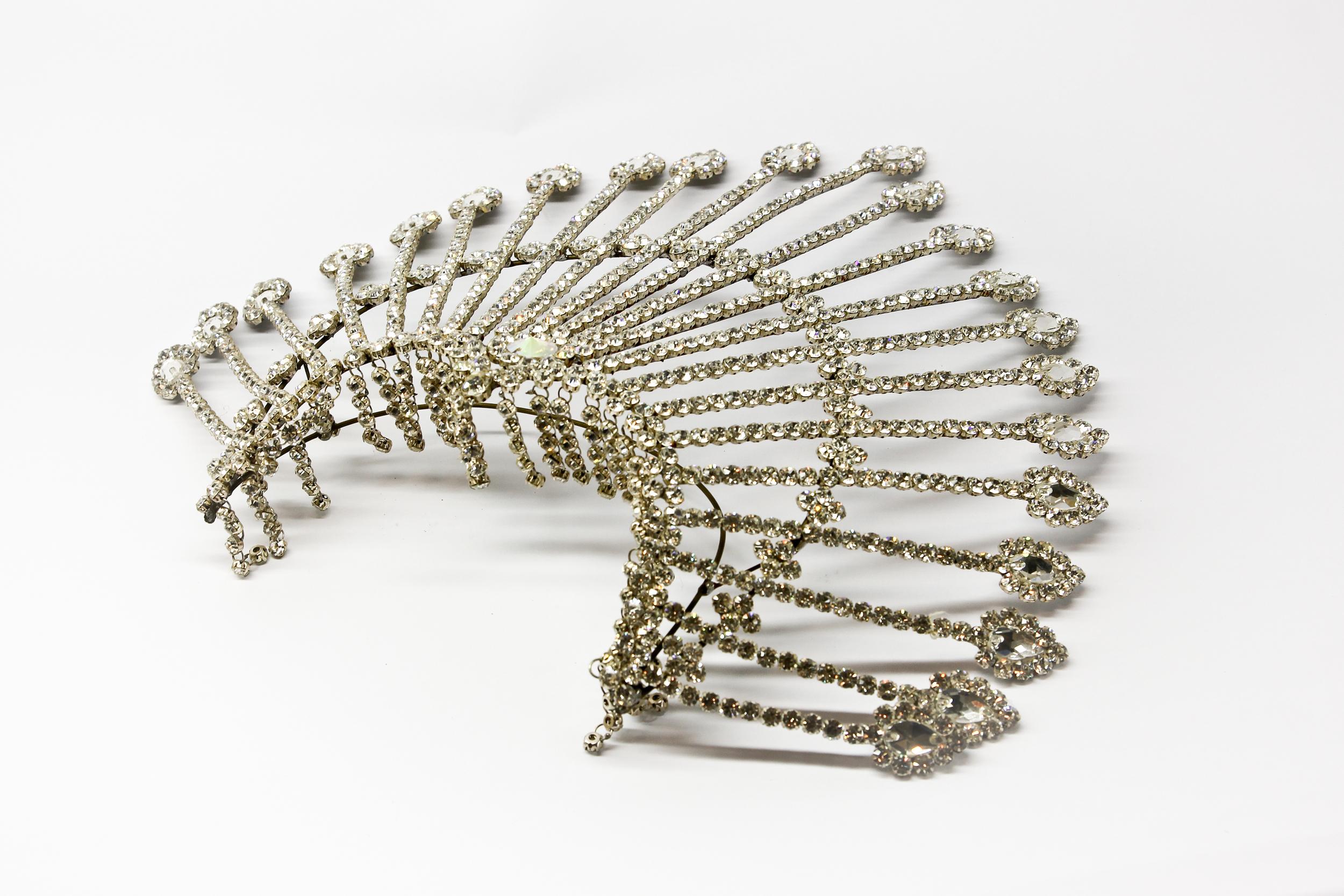 Diamante headpiece