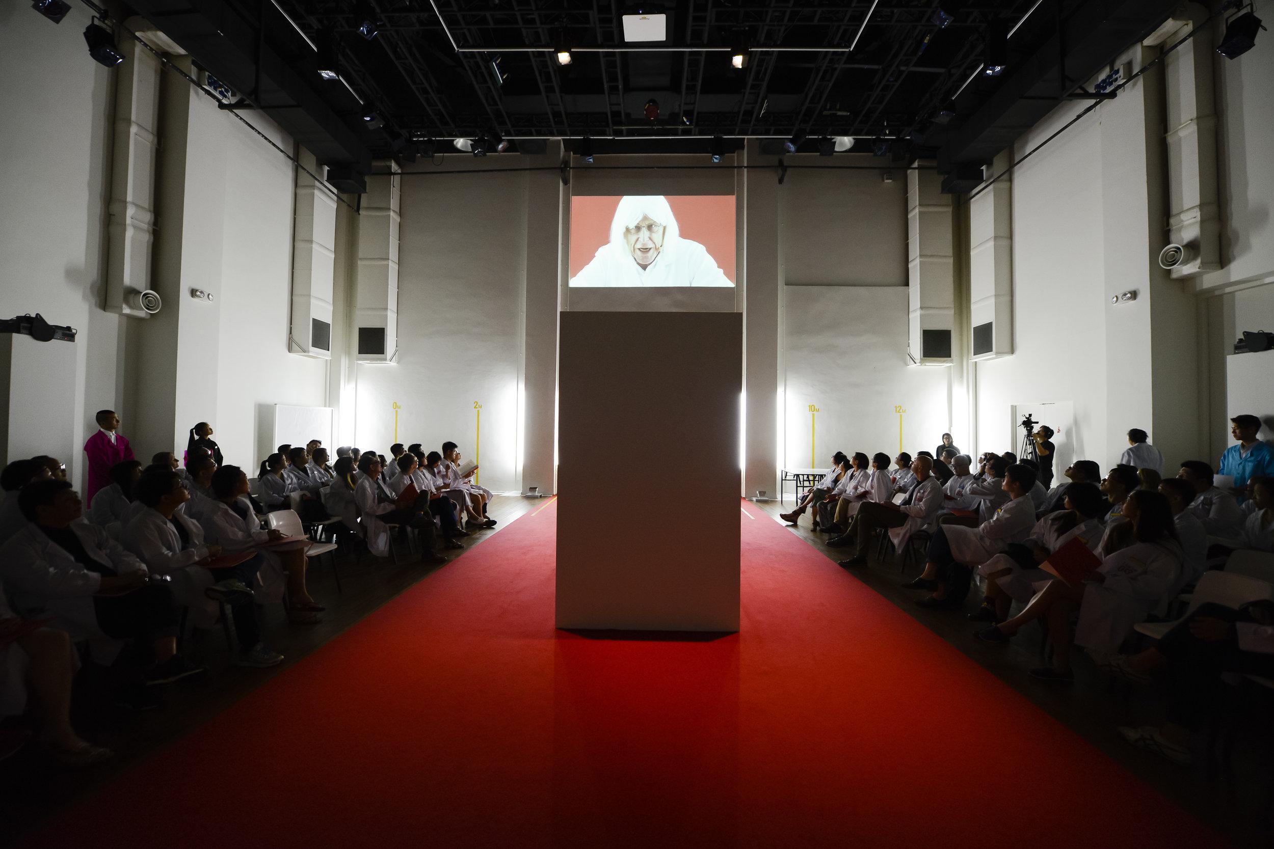 Photo   courtesy of Singapore International Festival of Arts. Photo by  Kong Chong Yew