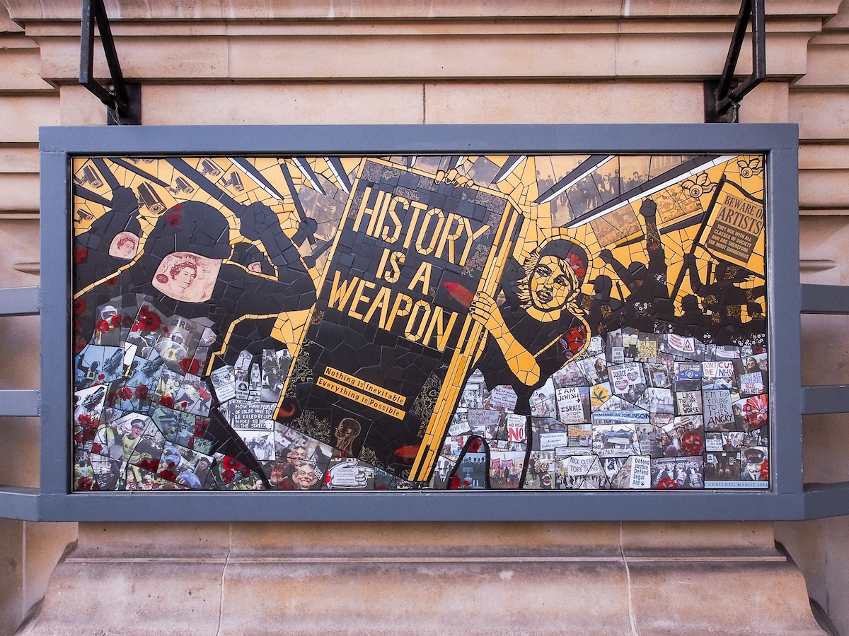 History is a Weapon  Carrie Reichardt