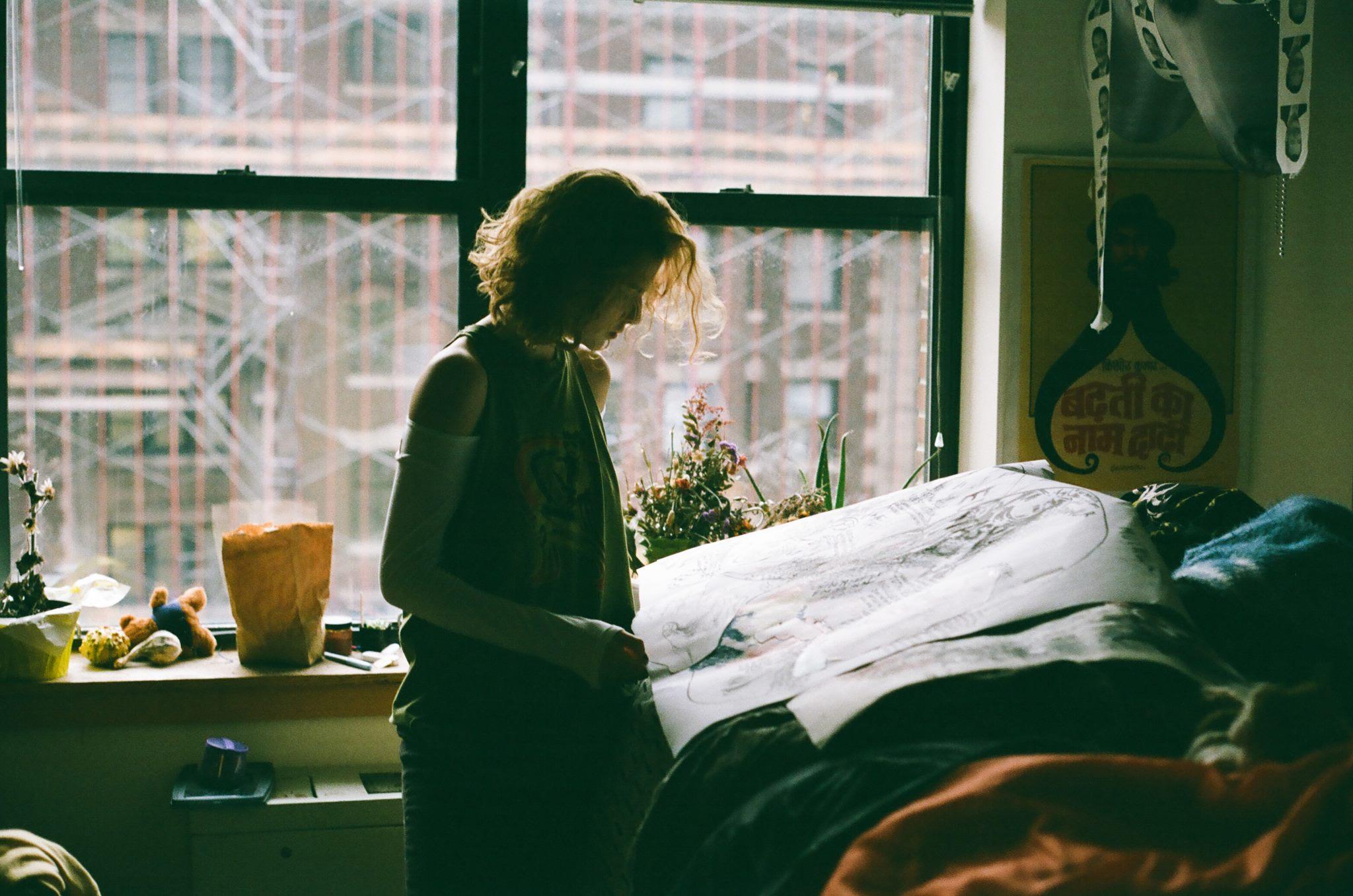 photography by Caroline Wallis