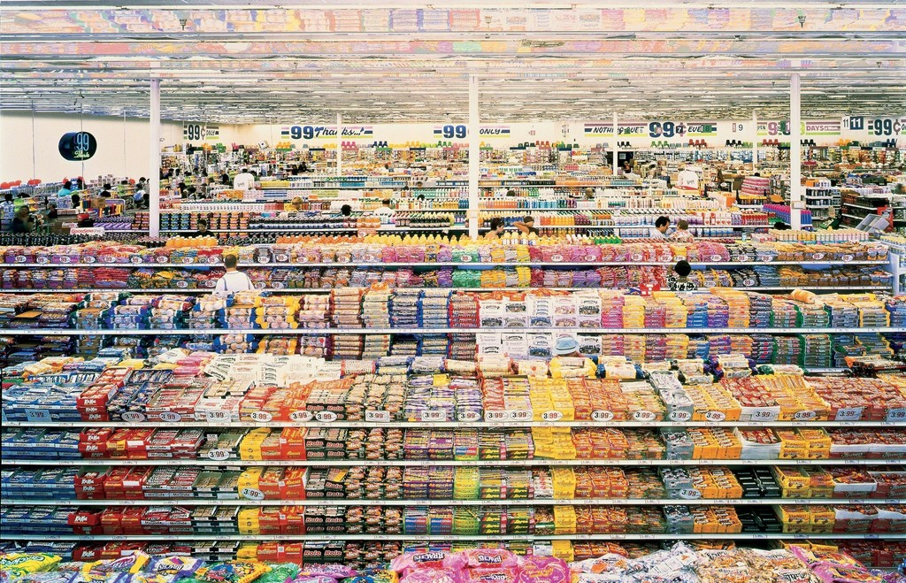 Andres Gursky -99 Cent