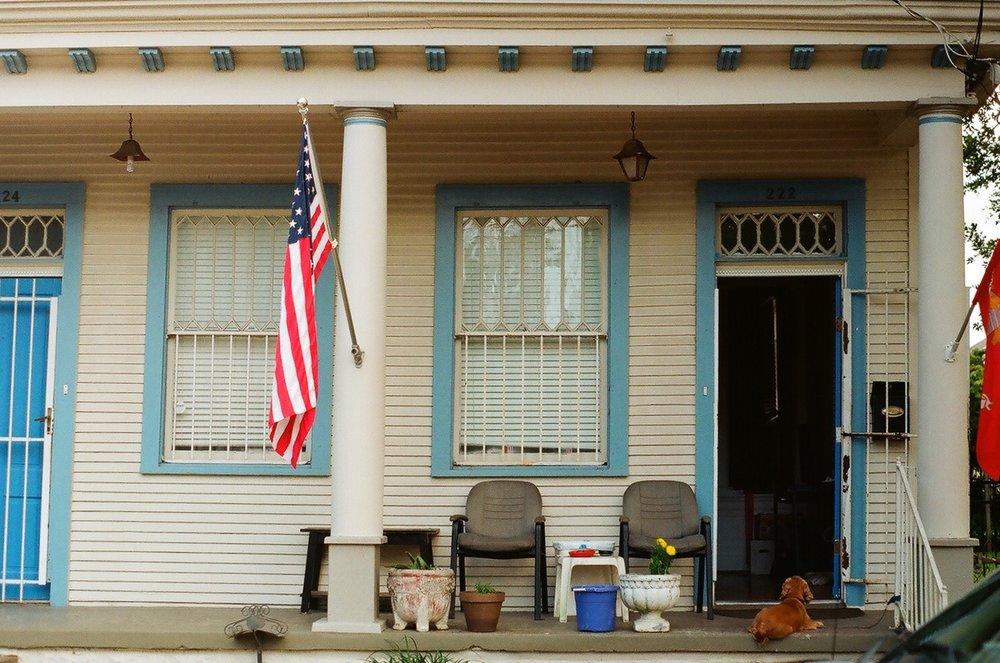 Series of New Orleans - Mickal Adler