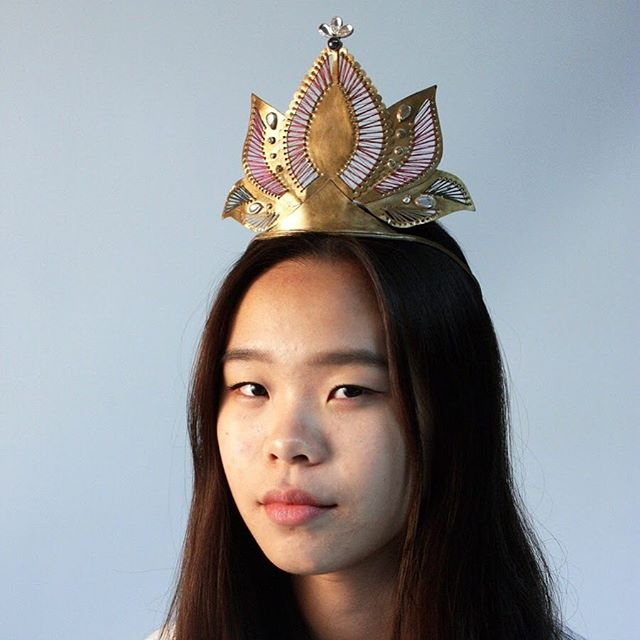 tiara by ling groccia (@linggroccia), october featured artist